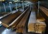 Spezzoni di barre piatte trafilate in Ottone disponibili in pronta consegna