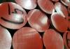 Barre tonde in alluminio lega EN AW 2011 EN 573-3 estrusa T6