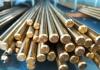 Barre tonde trafilate in ottone CW614N e CW617N disponibili in pronta consegna