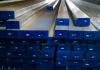 Barre piatte in alluminio lega EN AW 6082 EN 573-3 estrusa T6